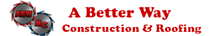A Better Way Construction & Roofing Logo